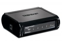 TrendNet TE100-S5 Switch 5 Ports 10/100 Mbps