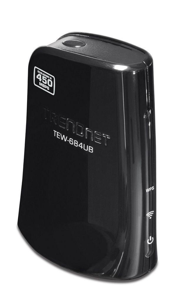 TrendNet TEW-684UB Adaptateur Wifi N450 Dual Band