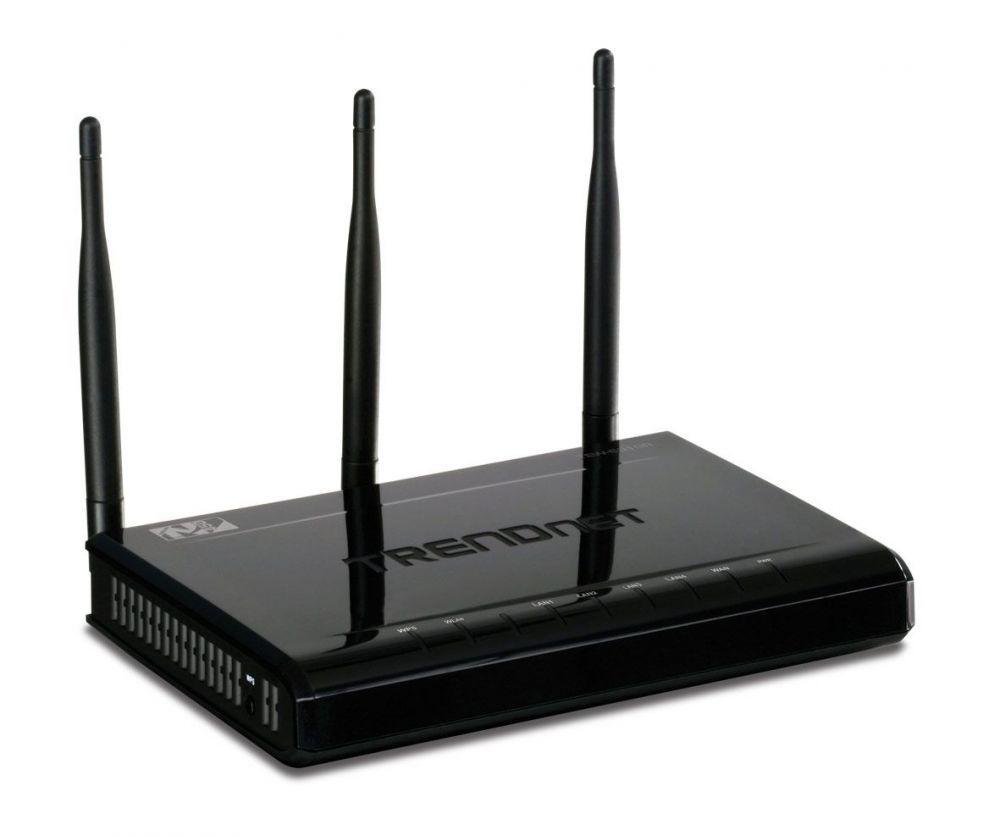 TrendNet TEW-691GR Routeur Wifi N 450 Mbps
