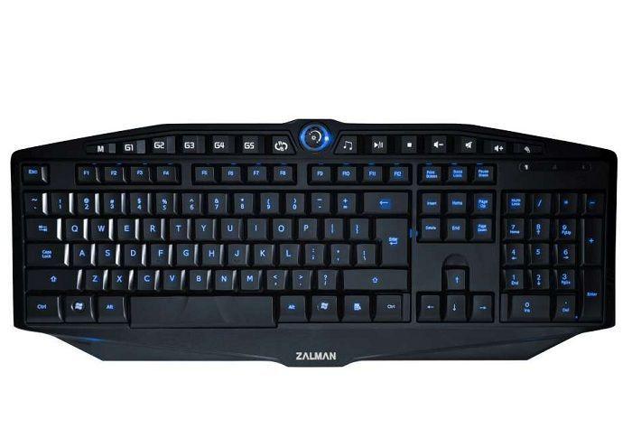 Zalman Clavier Gamer ZM-K400G