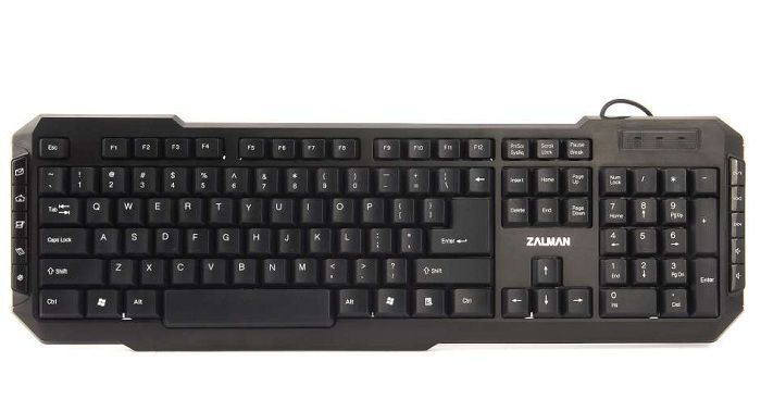 Zalman ZM-K200M Clavier PC Gamer