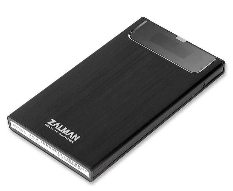 """Zalman ZM-VE300 Noir Boîtier externe disque dur 2,5\"""""""
